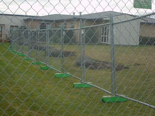 Temporary Chain Link Fencechina Temporary Chain Link Fence