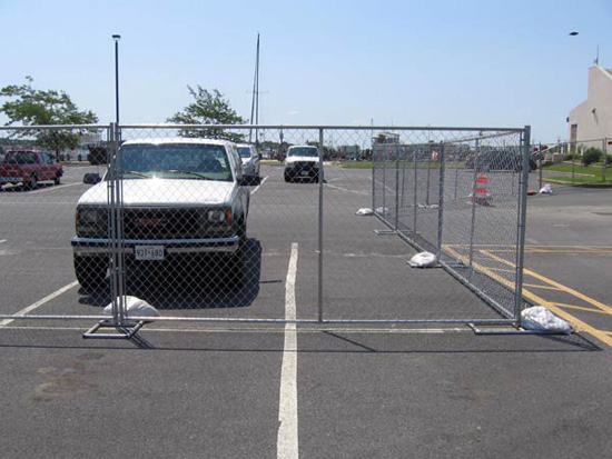 Temporary security fencechina fence