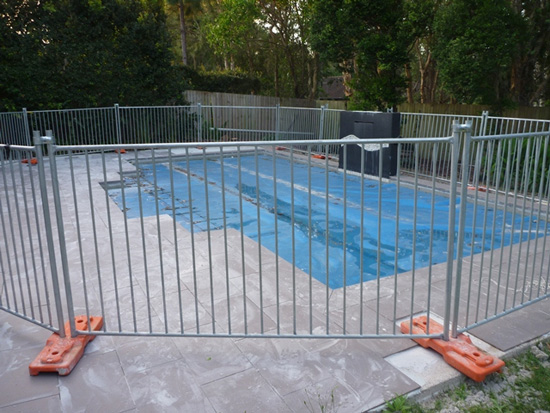 Temporary pool fencechina fence haotian